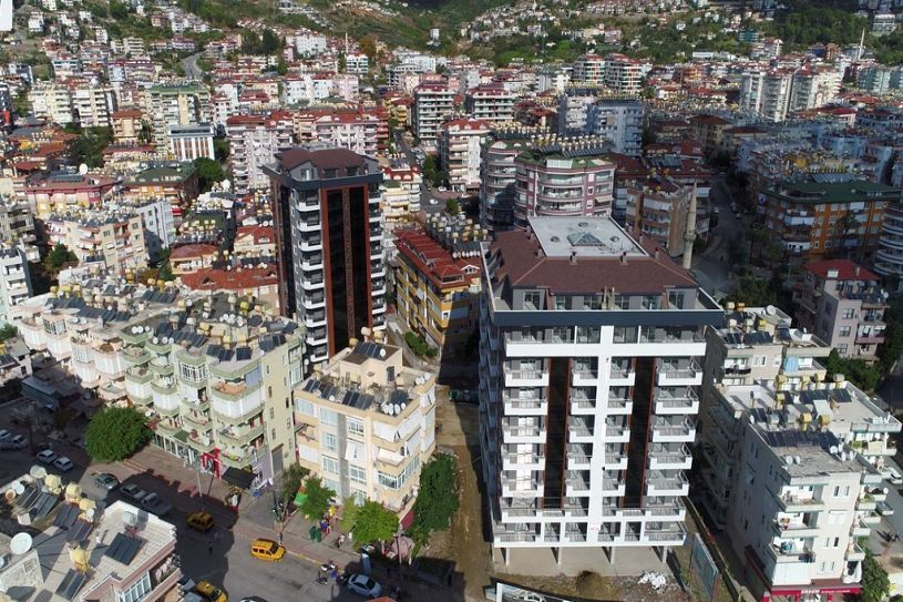 The new residance in center of Alanya title=