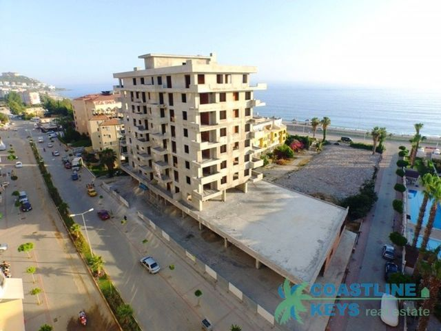Commercial property in Mahmutlar title=