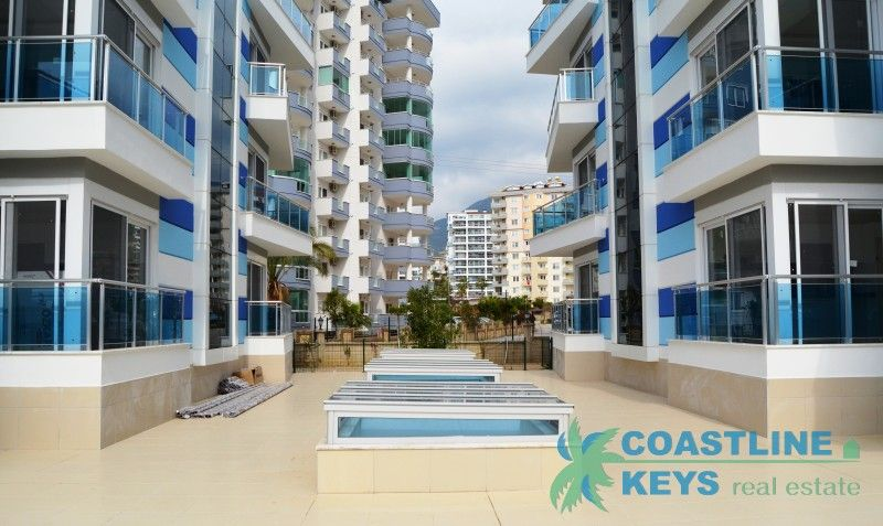 Apartment for rent in Oba, Alanya title=