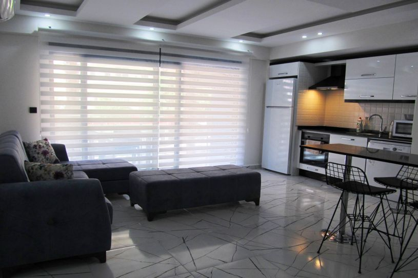 Gorgeous apartment for rent in center of Alanya title=
