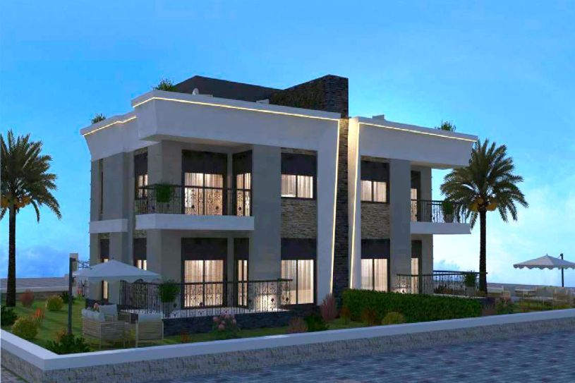 Villa with payment plan in Alanya-Kargucak! title=