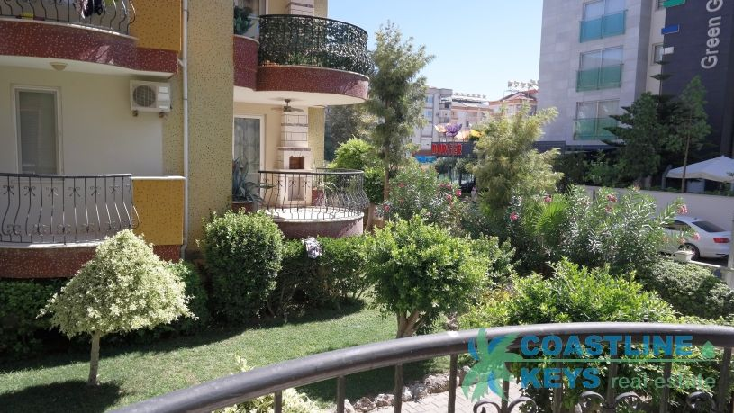 Apartment for rent in Oba area near the sea title=