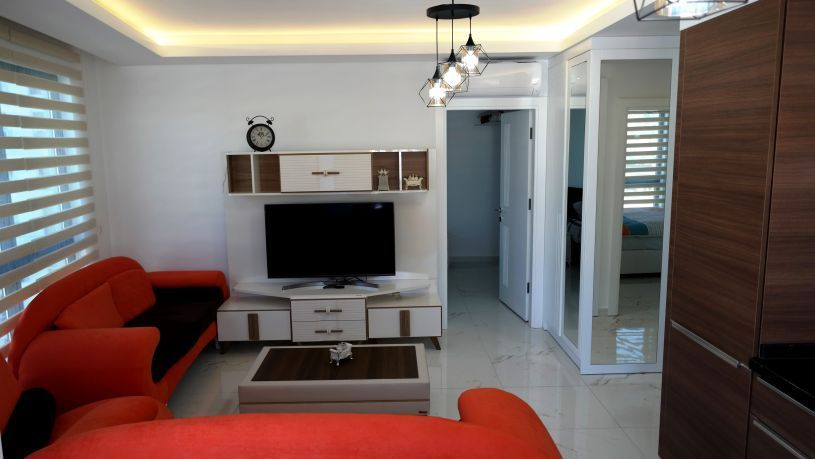 Luxury residence in Alanya city center title=