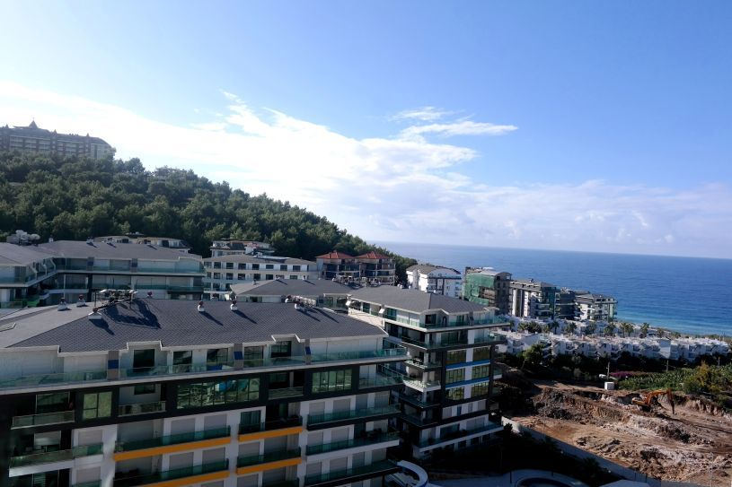 Apartment with the best sea view in Alanya title=