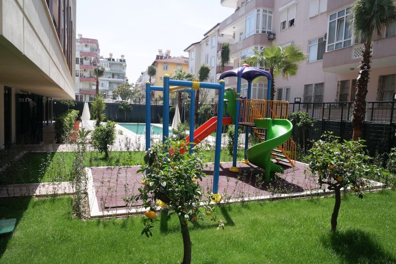Perfect holiday place in Alanya center title=