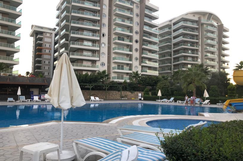 Apartments in the Avsallar for sale title=
