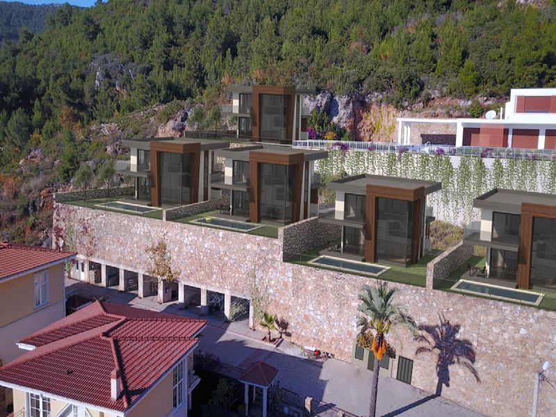 Luxury villas residence in Alanya! title=