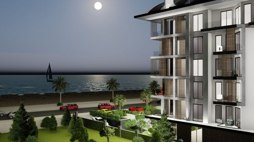 Property near the sea with payment plan in Alanya title=
