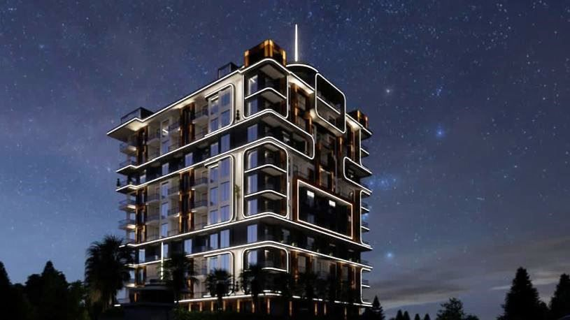 Comfortable city real estate in Alanya, Tosmur title=