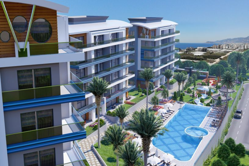 New project in Kargıcak title=